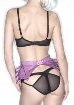 Culotte transparente noire AlexaAlexaLascivious