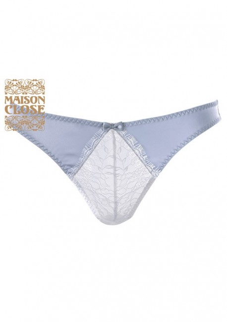 Satine grey brief Villa Satine - Maison Close