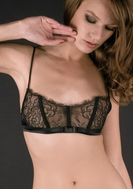 Sublime corset bra Sublime luxure - Maison Close