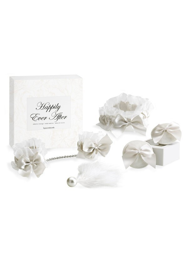 Coffret mariage Happily Ever After - Bijoux Indiscrets