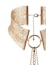 Désir golden mesh collar harnessDésir métalliqueBijoux Indiscrets