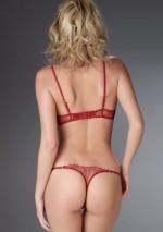 Mini-string rouge et or Jardin ImpérialJardin ImpérialMaison Close