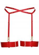 Porte-jarretelles rouge vifFlash You And Me