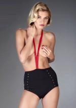 High naked panty with harnessArmée des SensMaison Close