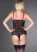 Body string seins-nus Armée des sensArmée des sensMaison Close