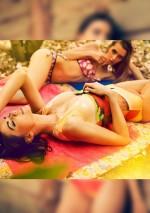 Haut de bikini bandeau à noeud Ice creamIce creamMr Gugu & Miss Go