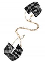 Désir metallic mesh handcuffsDésir métalliqueBijoux Indiscrets