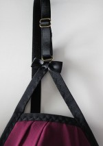 Soutien-gorge triangle berry Sophia Something Wicked