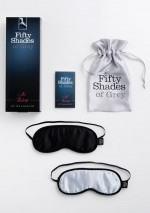 Masques No Peeking Fifty Shades of Grey